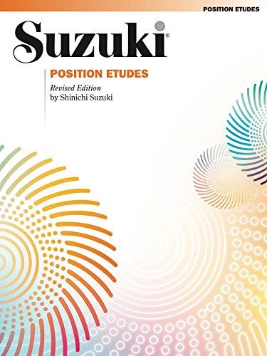 (Position Etudes (Revised): Supplementary Violin (Suzuki Violin School))