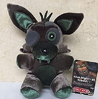 NEWONEHOPE Five Nights at Freddys Exclusive Foxy Plush, 7 inch