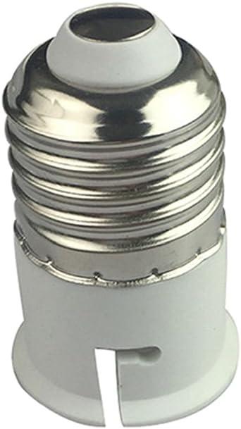 AAA7 Halter  Schraube Für  Birne  Leuchte  G23-E27 Fassung Konverter Adapter