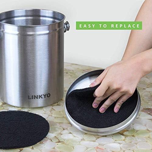 Amazon.com: Filtros para papelera de compostaje, 12 unidades ...