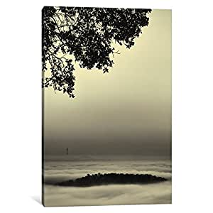 iCanvasART 1 Piece Rumor Canvas Print by Geoffrey Ansel Agrons, 0.75 x 12 x 18-Inch