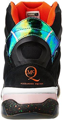 Puma Alexander Mcqueen Tech Runner Sneakers Uomo Nero Nero
