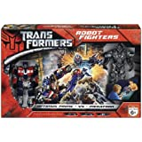 Transformers Robot Fighters Game