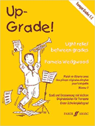 Book Trumpet Up-Grade! : Light Relief Between Grades 1-2