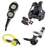 Mares Prime Scuba Gear Package