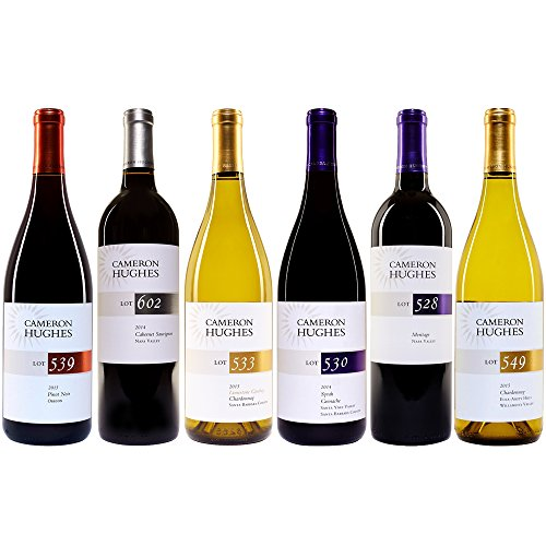 Best of Cameron Hughes Dinner Party Selection Wine Mixed Pack, 6 X 750 mL