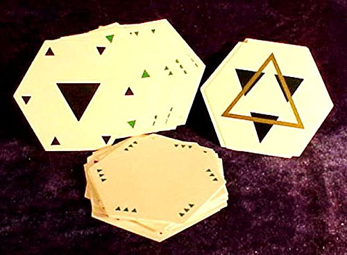Original Battlestar Galactica Pyramid Card Game with Rules
