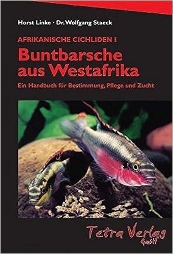 *neu* Tetra Verlag Amerikanische Cichliden Ii Große Buntbarsche