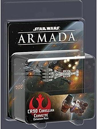 Asmodee – ubiswm19 – Star Wars Armada – Transporte Rebeldes: Amazon.es: Juguetes y juegos