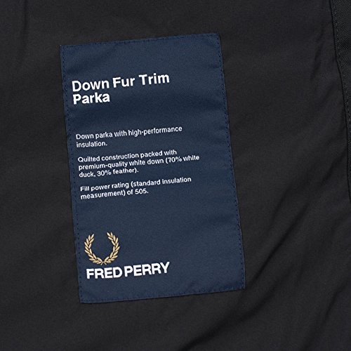 save up to 70% Fred Perry UK Store Oversized Fishtail