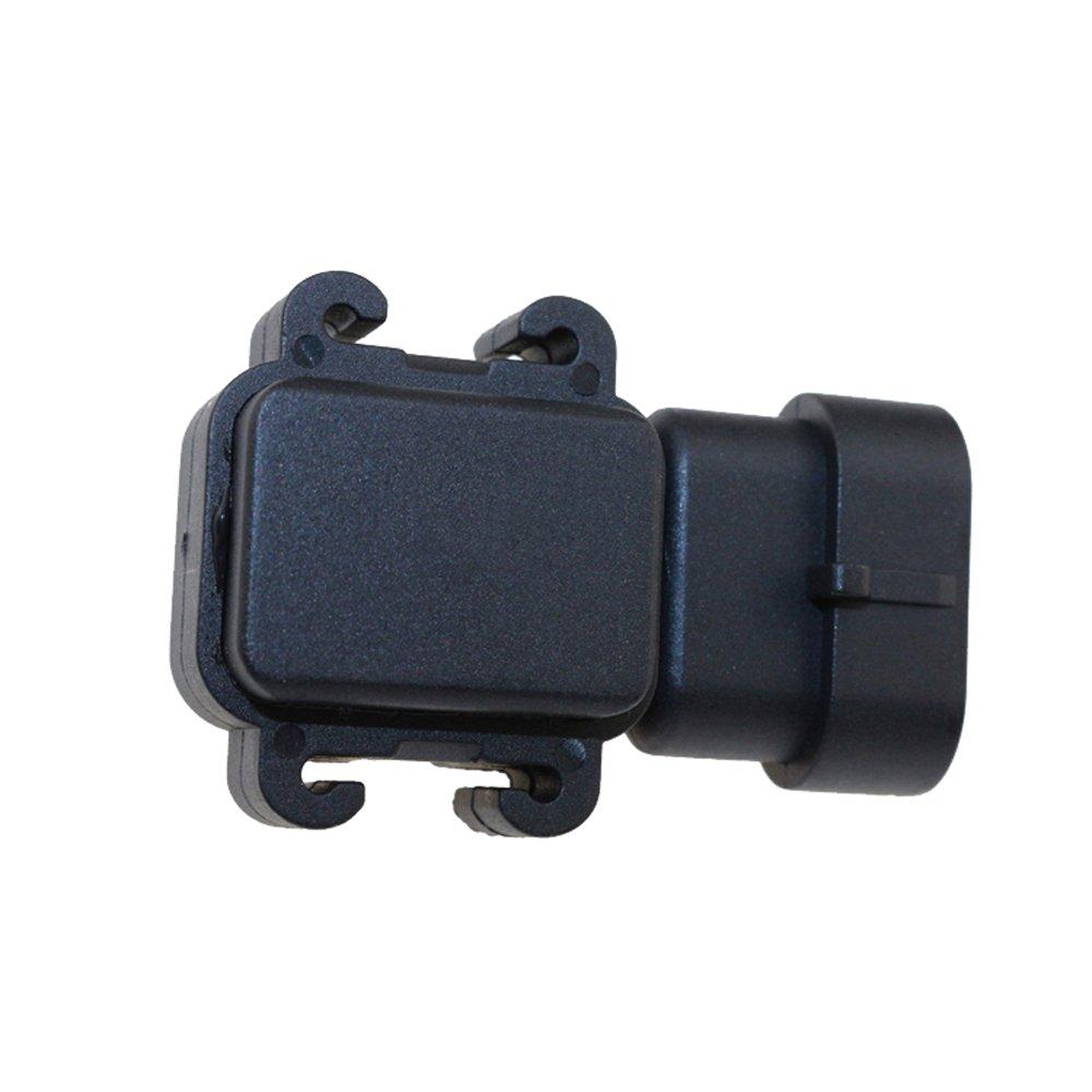 Amazon.com: guteauto 2,5 bar Manifold Pressure Sensor de ...