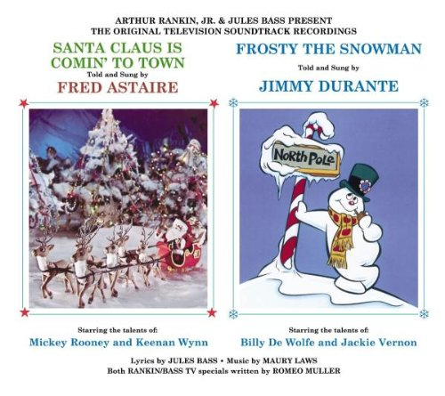 Santa Claus Is Comin' to Town and Frosty the Snowman by Rhino