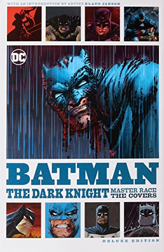 Batman: The Art of the Dark Knight: The Master Race (Master Batman Series Master)
