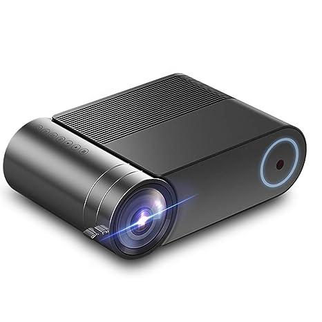 DHHZRKJ Mini proyector HD Proyector de LED Proyector de Cine ...
