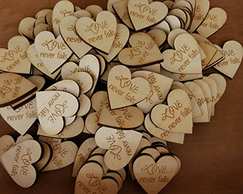 50 Wedding Favor Magnets, Bride & Groom, Heart Wedding -