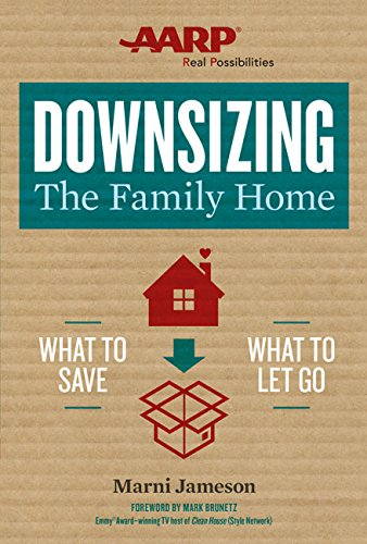 Downsizing The Family Home: What to Save, What to Let Go