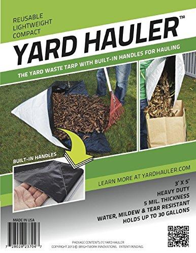 Yard Waste Tarp by Brightwork Innovations, LLC (Image #7)