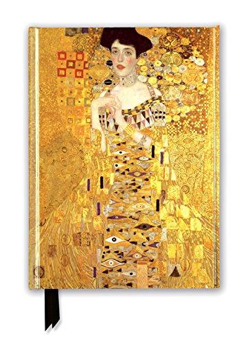 Gustav Klimt: Adele Bloch Bauer (Foiled Journal) (Flame Tree Notebooks)