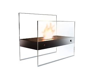 Carlo Milano Ethanol Kamin: Lounge Feuer U0026quot;Avantgardeu0026quot; Für  Bio Ethanol