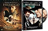 Let Talk About Viggo Riding Horses!!! Hidalgo + Appaloosa 2 Film Action and Adventure DVD Movie Pack Bundle