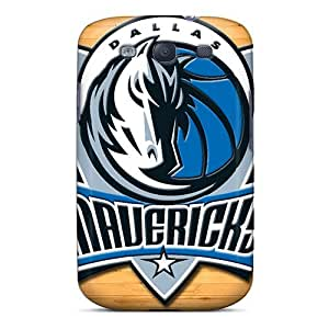 Durable Case For The Galaxy S3- Eco-friendly Retail Packaging(dallas Mavericks)