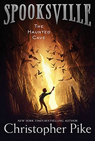 book cover of The Haunted Cave