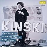 Kinski spricht: Eine Auswahl seiner legendären Rezitationen