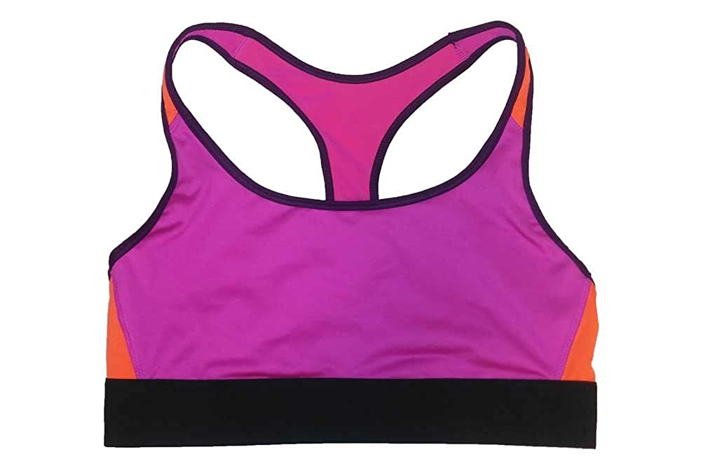 f178598244 Victoria Secret VSX Logo The Player Racerback Sports Bra at Amazon Women s  Clothing store