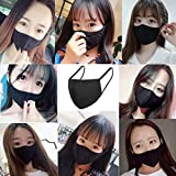 5PCS Face Shield,Unisex Mouth Cover-Full Face