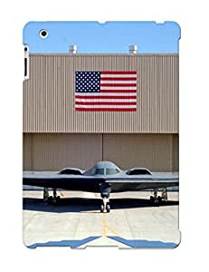 Ipad 2/3/4 Case Cover Aircrafts2 Bomber Northrop Stealth Case - Eco-friendly Packaging wangjiang maoyi