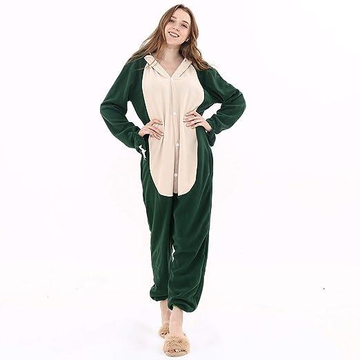 SDFXCV Traje De Cosplay Animal Theme Cartoon Cosplay Pijamas ...