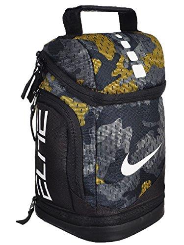 Nike Elite Insulated Lunchbox - amarillo, one size