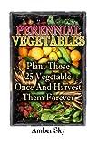 Perennial Vegetables: Plant Those 25 Vegetables Once and Harvest Them Forever: (Home Garden, Gardening) (Garden Design Ideas, Vertical Garden)