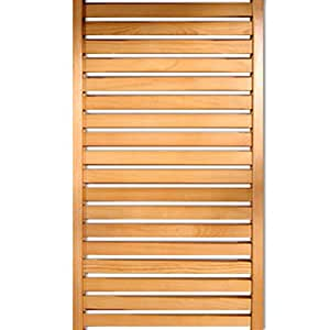 John Louis Home Deluxe Shelf Lengths - 96W x 16D inches Color - Red Mahogany