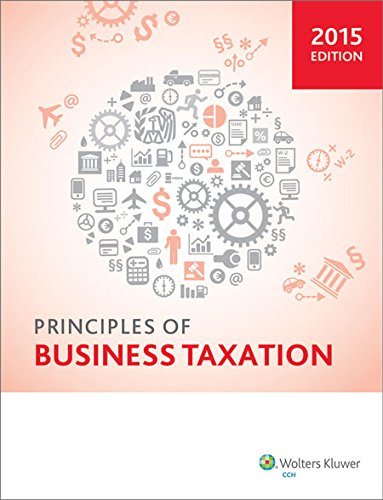Principles of Business Taxation (2015)