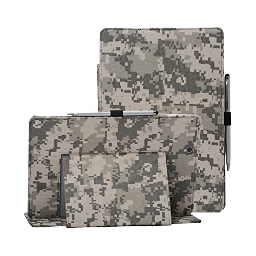 Nextbook Ares 10A case, i-UniK 2016 version Nextbook Ares 10A Model #NX16A10132S Tablet Case Cover [Bonus Stylus Pen] (ACU Camo)