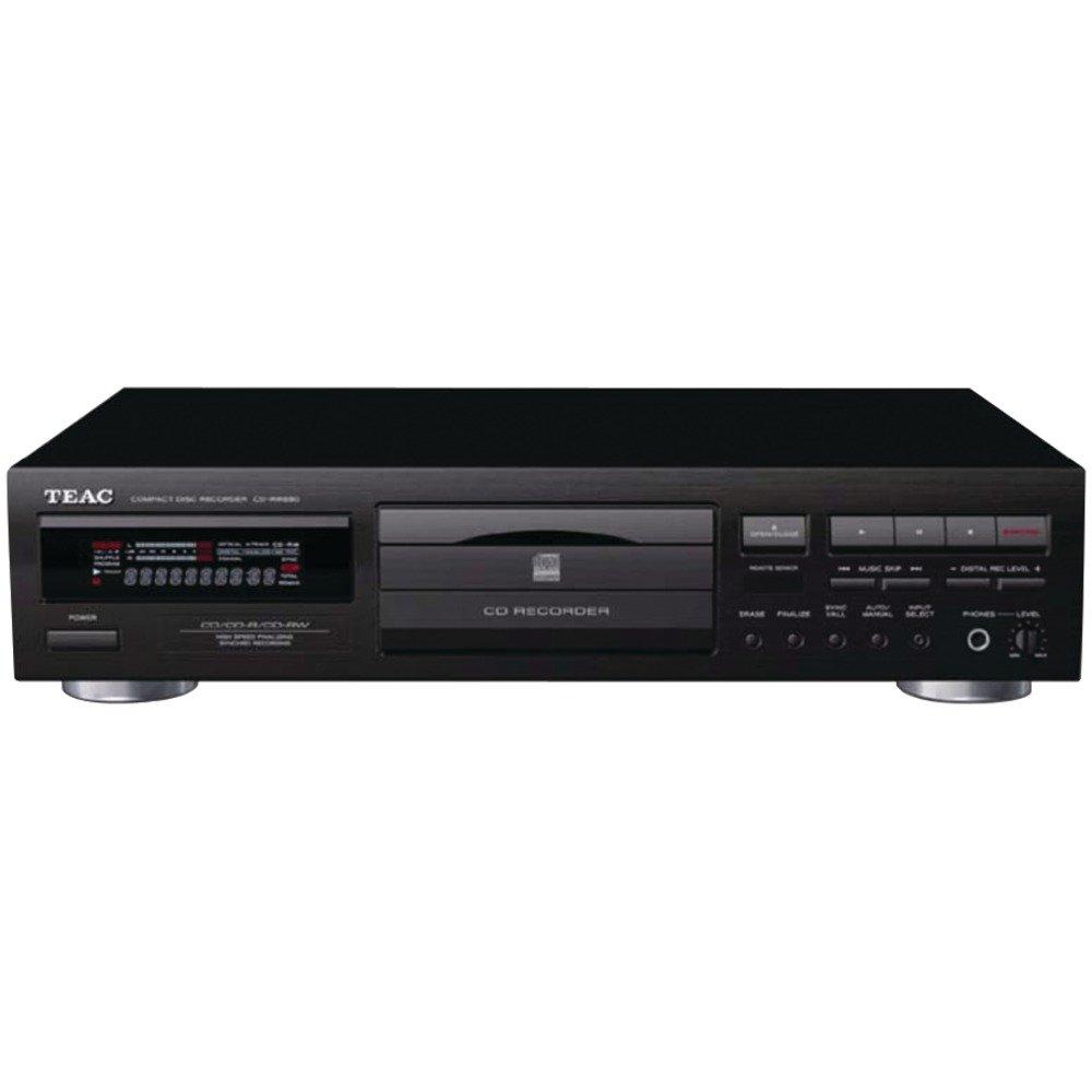 TEAC TEAC-CDRW890 / CD Recorder w/ Remote Control
