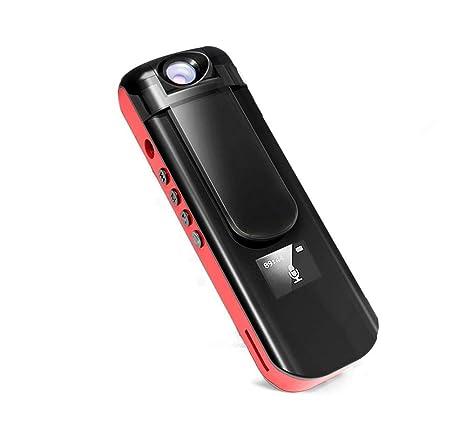 iBellete Camara Espia Oculta, HD Altavoz Bluetooth Video Vigilancia 1080P Grabador de Detección de Movimiento