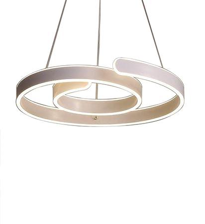 Shiny shop Nuevo Luz de Techo Moderna LED Diseño Creativo ...