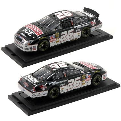 jamie-mcmurray-26-smirnoff-2006-ford-fusion-124-scale-preferred-series-diecast-car