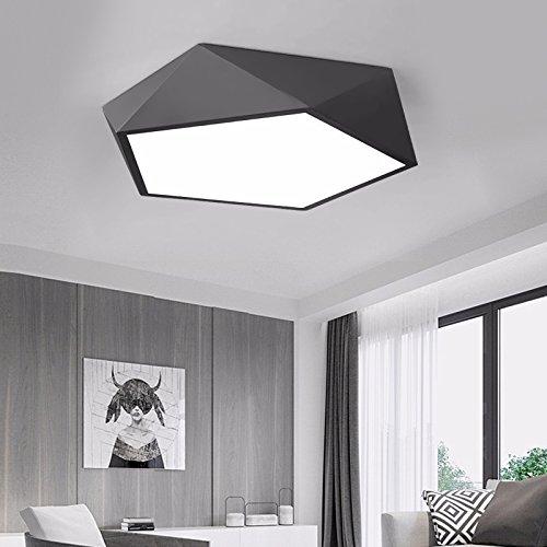 Led Deckenleuchte Schlafzimmer Moderne, einfache Persönlichkeit ...