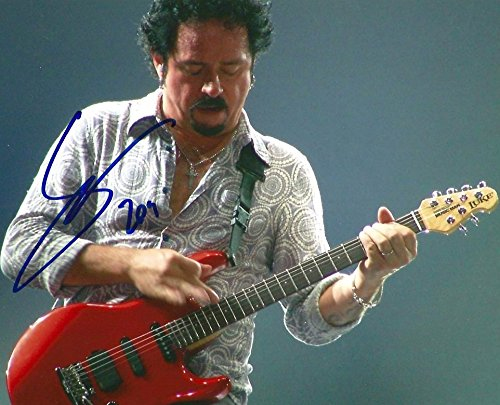 Steve Lukather SINGER SONGWRITER GUITARIST TOTO autograph, IP signed photo
