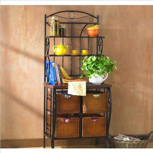 Storage Bakers Rack ()
