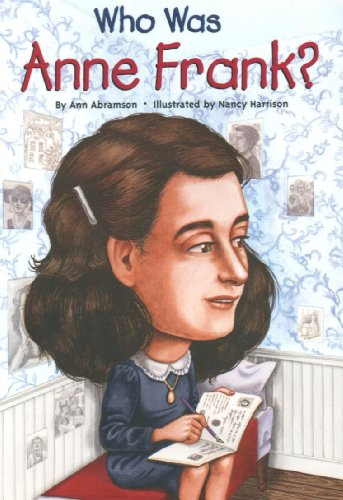 Quien Fue Ana Frank? / Who Was Anne Frank? - Book  of the Who Was/Is...?