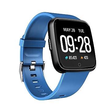 WF Bluetooth Smartwatch, IP67 A Prueba De Agua, Monitor De ...