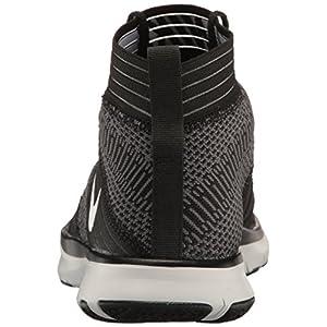 Nike Men's Free Train Virtue Training Shoes Black/Dark Grey/Pure Platinum/White 898052-001 Size 9