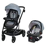Graco UNO2DUO Travel System Stroller - Hazel