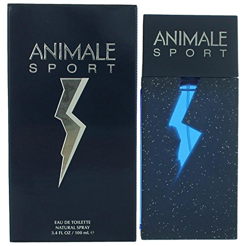 Animale Sport By Animale 3.4 oz Eau De Toilette Spray for Men -