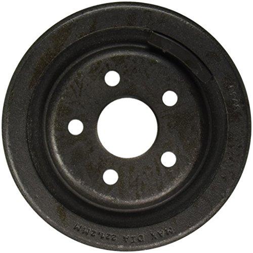 Bendix PDR0489 Brake Drum