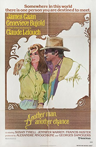 Another Man, Another Chance 1973 U.S. One Sheet Poster